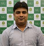 Mr.Anupam Yadav