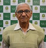 Prof. Satya Prakash Saxena