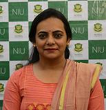 Ms. Sarita Singh